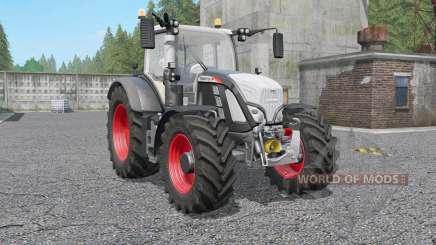 Fendt 714〡716〡718〡720〡722〡724 Vario Belleza Negro para Farming Simulator 2017