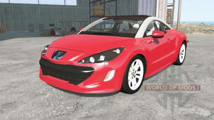 Peugeot RCZ para BeamNG Drive