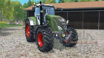 Fendt 828 Variꝺ para Farming Simulator 2015