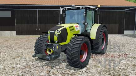 Claas Arion 6ⴝ0 para Farming Simulator 2015