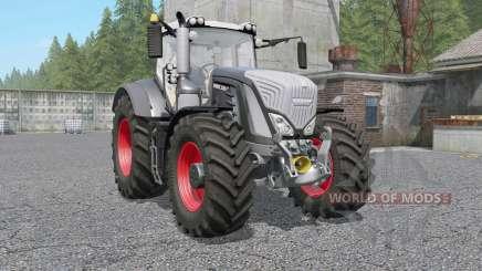 Fendt 927〡930〡933〡936〡939 Vario Belleza Negro para Farming Simulator 2017
