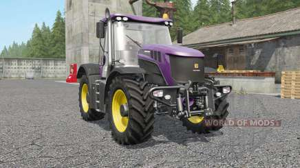 JCB Fastrac 3200 & 3330 Xtra para Farming Simulator 2017
