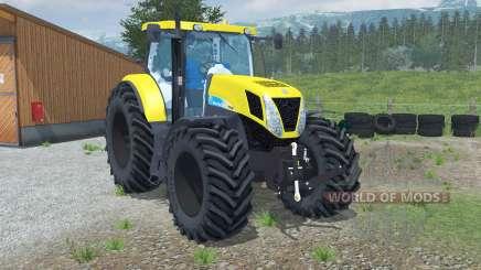 New Holland T70ろ0 para Farming Simulator 2013