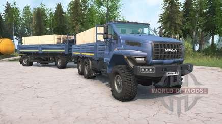 Ural Siguiente (4320-6951-70) para MudRunner