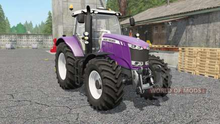 Massey Ferguson 7719〡7722〡77Ձ6 para Farming Simulator 2017