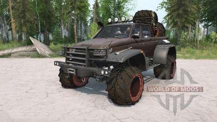 Yamal H-4 L 201ろ para MudRunner