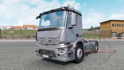 Mercedes-Benz Antos 1840 para Euro Truck Simulator 2