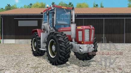 Schluter Super-Trac 2500 VⱢ para Farming Simulator 2015