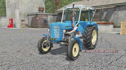 Zetor 4011 & 4511 para Farming Simulator 2017