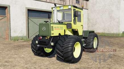 Mercedes-Benz Trac 700〡800〡୨00 para Farming Simulator 2017