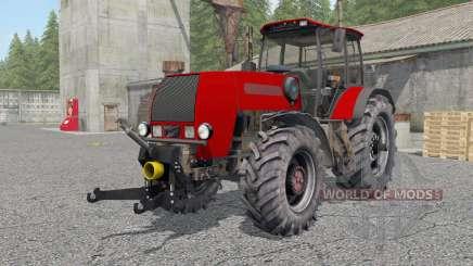 MTZ-2522 Беларуƈ para Farming Simulator 2017