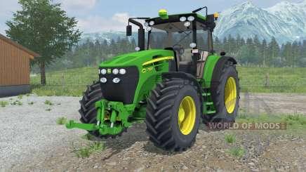 John Deere 79ろ0 para Farming Simulator 2013