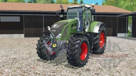 Fendt 828 Variꝋ para Farming Simulator 2015