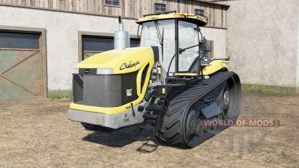 Challenger MT800B-series para Farming Simulator 2017
