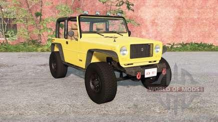 Ibishu Hopper Full-Time 4WD para BeamNG Drive