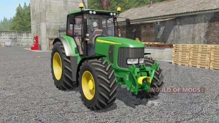 John Deere 6920Ȿ para Farming Simulator 2017