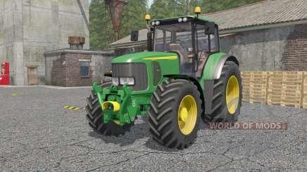 John Deere 6920Ꞩ para Farming Simulator 2017