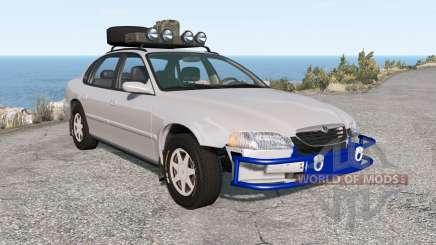 Ibishu Pessima Off-Road v1.5a para BeamNG Drive