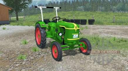 Deutz D 25 para Farming Simulator 2013