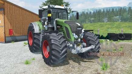 Fendt 933 Vario para Farming Simulator 2013
