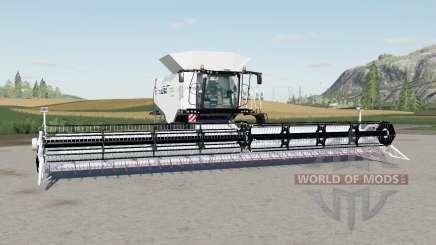 Class Lexion 795 white para Farming Simulator 2017