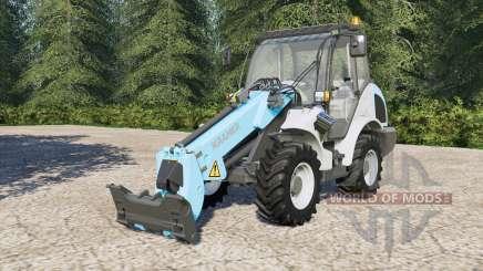 Kramer KL30.8T updated color options para Farming Simulator 2017