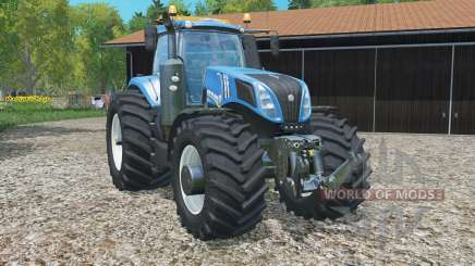 New Holland T8.3೭0 para Farming Simulator 2015