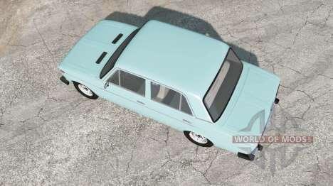 VAZ-2106 Lada para BeamNG Drive