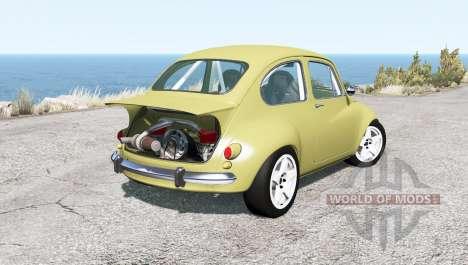 Autobello Piccolina EJ207 STI v1.1 para BeamNG Drive