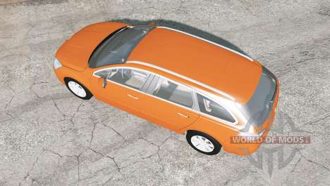 Peugeot 508 SW 2011 para BeamNG Drive