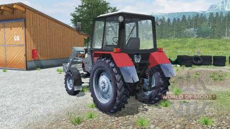 MTZ-Belarús 920 para Farming Simulator 2013