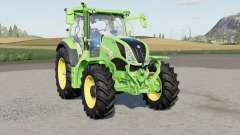 New Holland T6.125〡T6.1ⴝ5〡T6.175 para Farming Simulator 2017