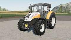 Steyr 4095 & 4115 Multi para Farming Simulator 2017