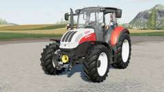 Steyr 4095 & 4115 Mulᵵi para Farming Simulator 2017