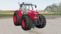 Massey Ferguson 7700-serieᵴ para Farming Simulator 2017