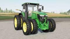 John Deere 7R-serieᵴ para Farming Simulator 2017