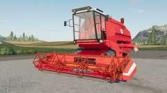 Bizon Gigant Z08ろ para Farming Simulator 2017