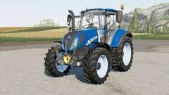 New Holland T5〡T6〡T7〡T8〡T9 de la serie para Farming Simulator 2017