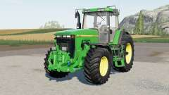 John Deere 8000-serieʂ para Farming Simulator 2017