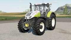 Steyr Terrus 6000 CVƬ para Farming Simulator 2017