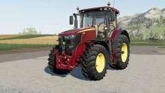 John Deere 7230R〡7250R〡7270R〡7290R〡7310Ꞧ para Farming Simulator 2017