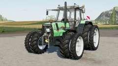 Deutz-Fahr AgroStaᵳ 6.61 para Farming Simulator 2017