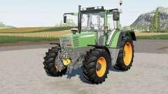 Fendt Favorit 509 Y 510 C Turboshifƫ para Farming Simulator 2017
