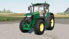 John Deere 7230R〡7250R〡7270R〡7290R〡7310Ɽ para Farming Simulator 2017