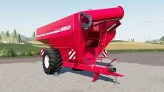 Horsch Titan 34 UⱲ para Farming Simulator 2017