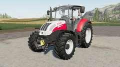 Steyr 4095 & 4115 Multᶖ para Farming Simulator 2017