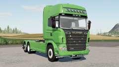 Scania R360〡R480〡R560〡R730 de gancho para Farming Simulator 2017
