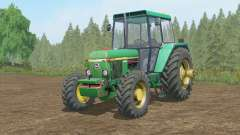 John Deere 30ろ0 para Farming Simulator 2017