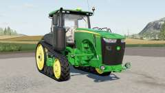 John Deere 8320RT〡8345RT〡8370RT para Farming Simulator 2017