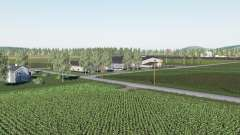 Michigan v2.0 corrected textures para Farming Simulator 2017